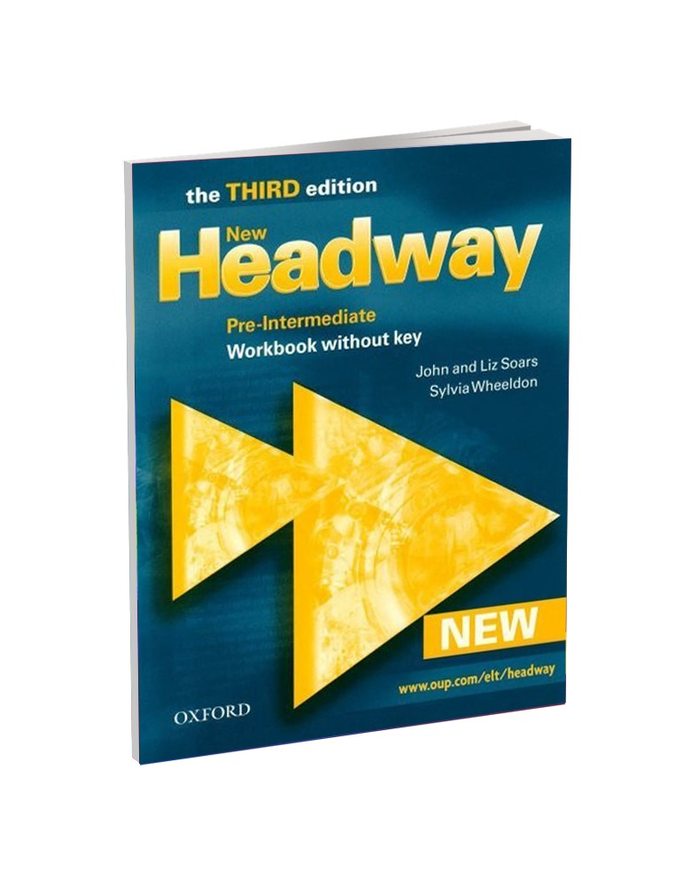 New Headway Pre Itermediate - radna sveska (third edition)