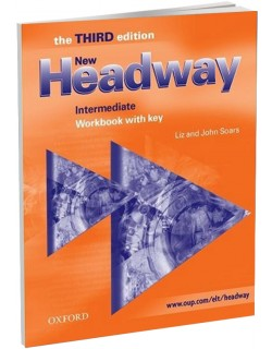 New Headway Itermediate - radna sveska (third edition)