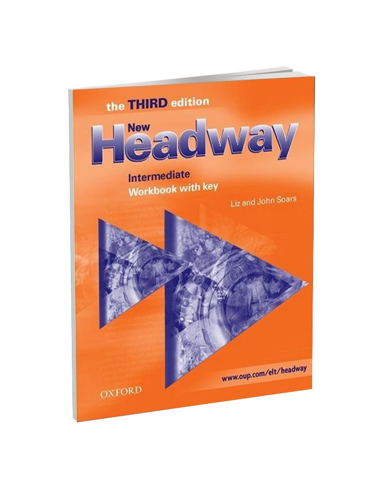 New Headway Itermediate - radna sveska (third edition)