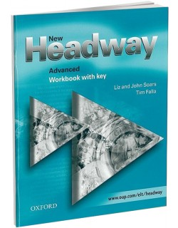 New Headway Advanced - radna sveska (third edition)