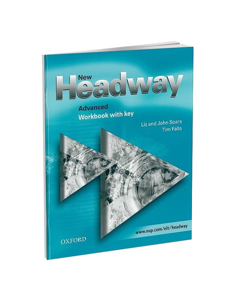 New Headway Advanced - radna sveska (third edition)