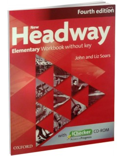 New Headway Elementary - radna sveska (fourth edition)