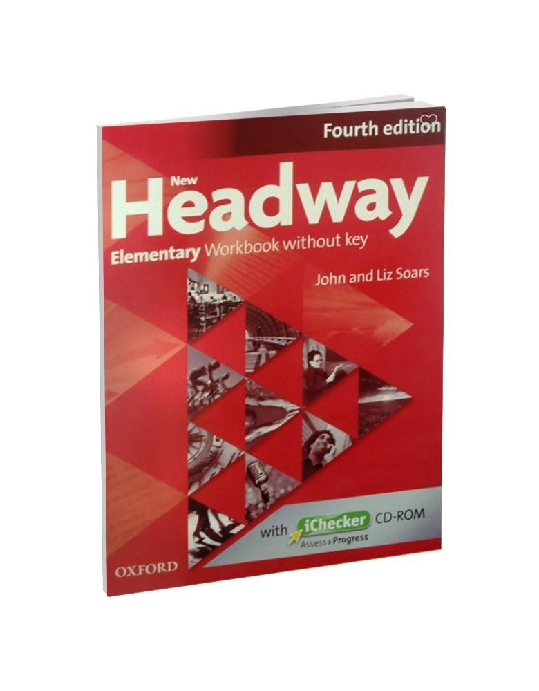 New Headway Elementary - radna sveska (fourth edition)
