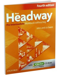 New Headway Pre Intermediate - radna sveska (fourth edition)
