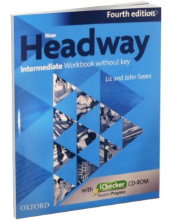New Headway Intermediate - radna sveska (fourth edition)