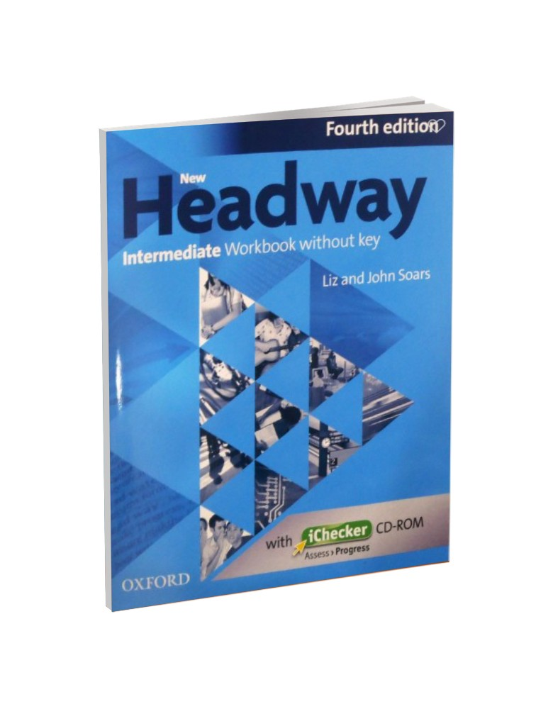 New Headway Intermediate - radna sveska (fourth edition)
