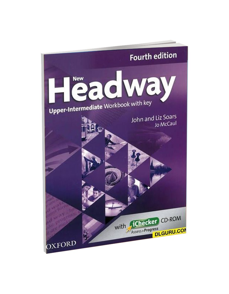 New Headway Upper Intermediate - radna sveska (fourth edition)