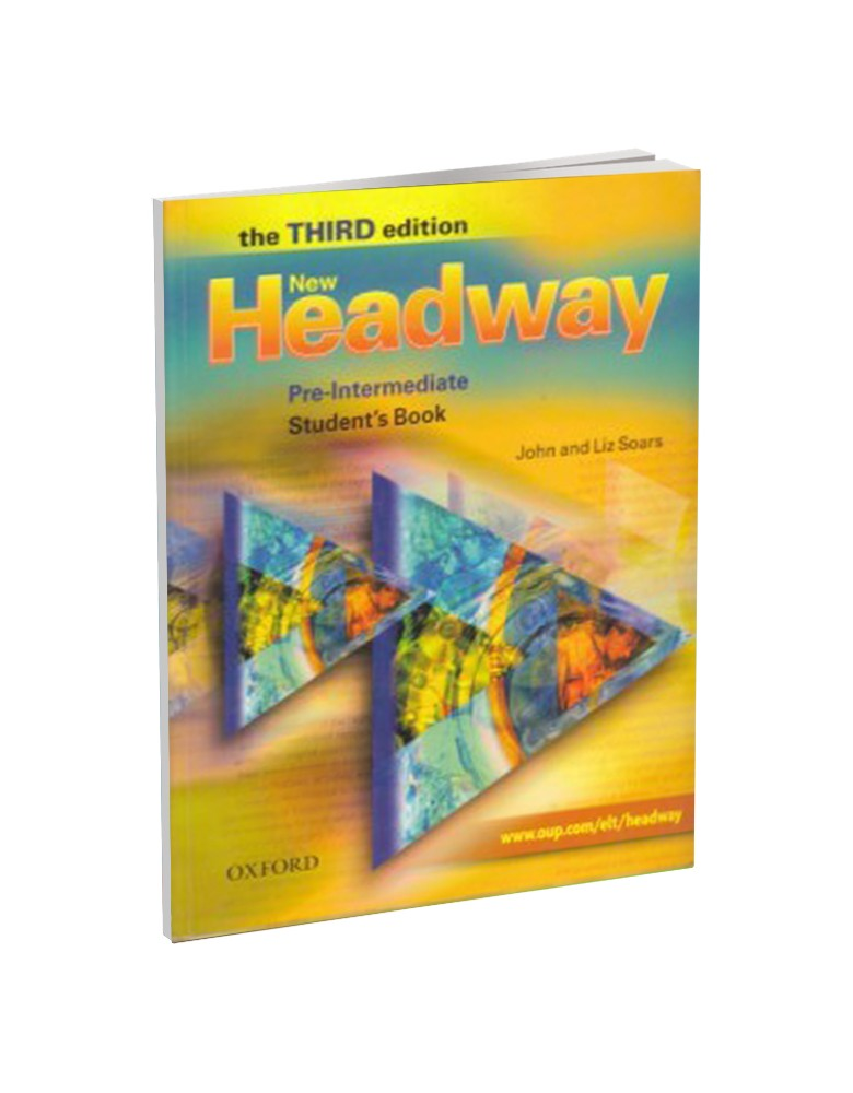 New Headway Pre Intermediate - udzbenik (third edition)
