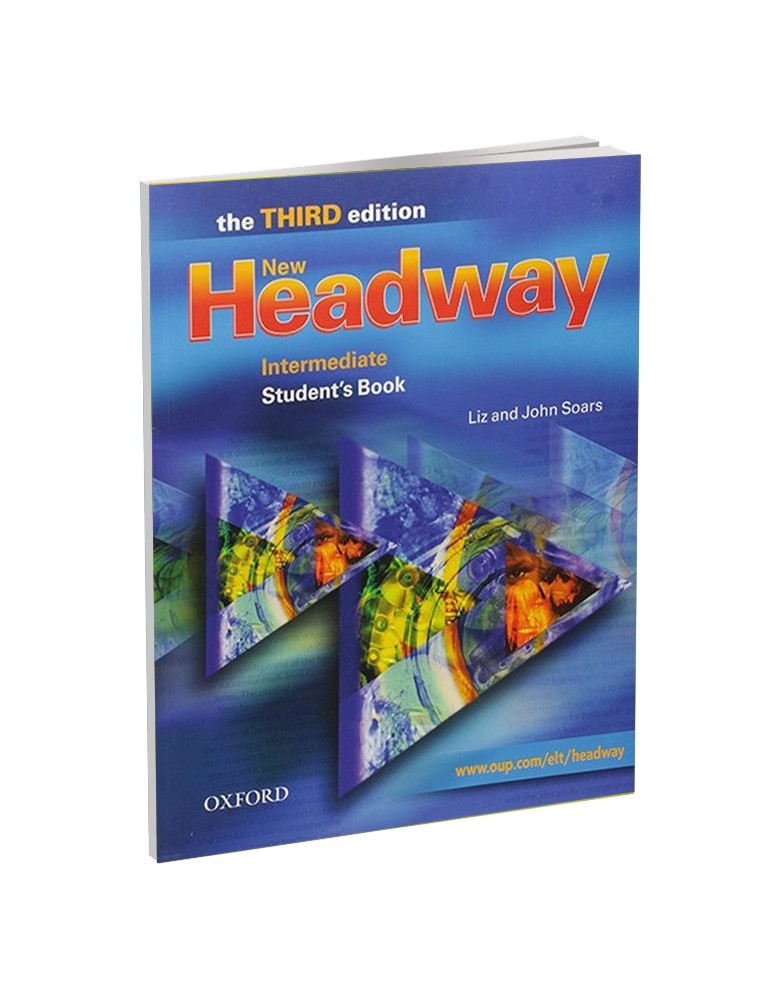 New Headway Intermediate - udzbenik (third edition)