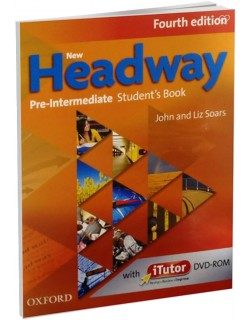 New Headway Pre Intermediate - udzbenik (fourth edition)