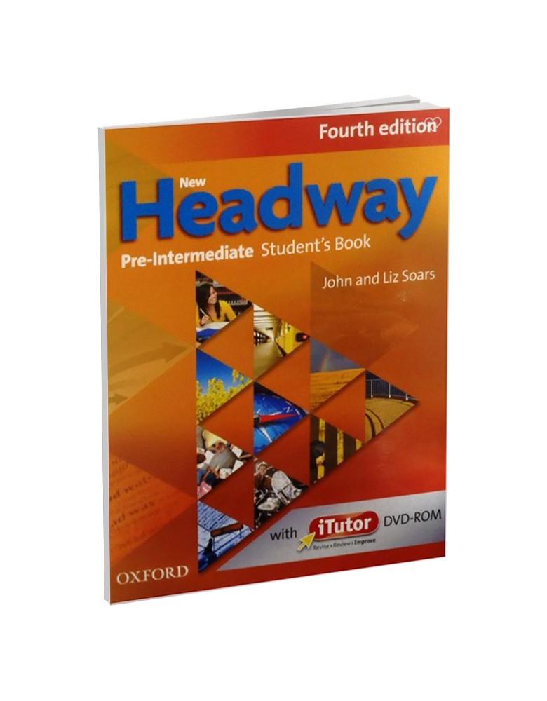 New Headway Pre Intermediate - udzbenik (fourth edition)