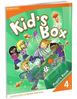 Kid's Box 4 - udzbenik za...