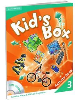 Kid's Box 3 - radna sveska za 3. razred osnovne škole