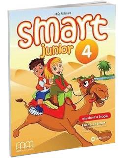 Smart Junior 4 - udzbenik za 4. razred osnovne škole