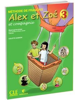 Alex et Zoe et compagnie 3 - udzbenik za 4. razred osnovne škole