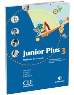 Junior plus 3 - udzbenik za 7. i 8. razred osnovne škole