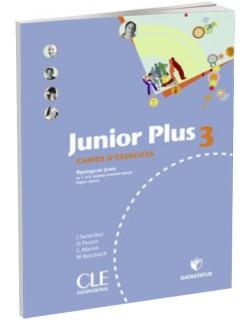 Junior plus 3 - radna sveska za 7. i 8. razred osnovne škole