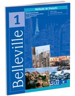 Belleville 1, francuski jezik za 1. i 2. razred srednje škole