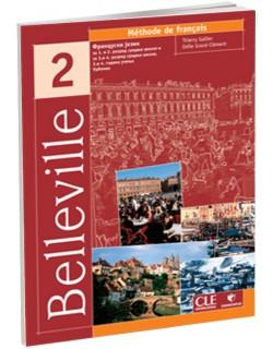 Belleville 2, francuski jezik za 1. i 2. razred srednje škole i za 3. i 4. razred srednje škole