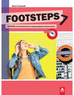 Footsteps 7 - Udžbenik