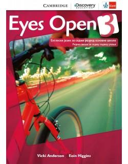 Eyes open 3 - Radna sveska