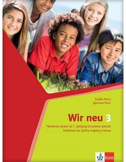 Wirr neu 3 - udžbenik