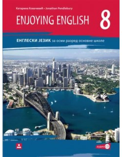Enjoying english 8 - engleski jezik - udzbenik za 8. razred osnonve škole