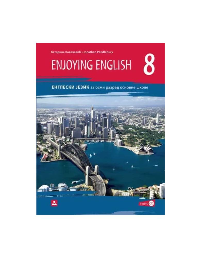 Enjoying english 8 - engleski jezik - udzbenik za 8. razred osnonve škole