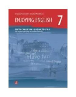 Enjoying english 7- engleski jezik - radna sveska za 7. razred osnonve škole