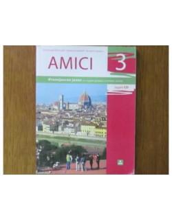 AMICI 3 - Italijanski jezik, udzbenik za 7. razred osnovne škole