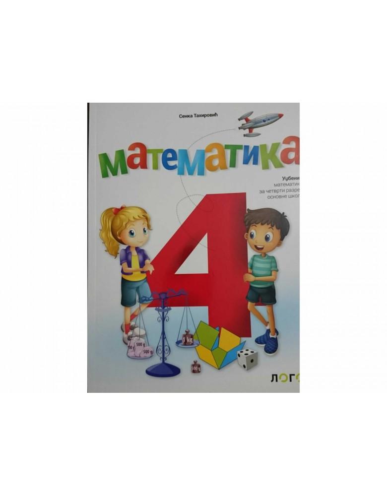 Matematika 4 - udzbenik za 4. razred