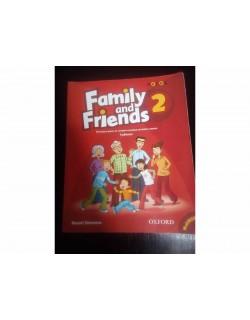 Family and Friends 2 - udzbenik za 4. razred