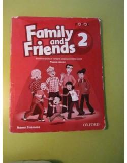 Family and Friends 2 - radna sveska za 4. razred