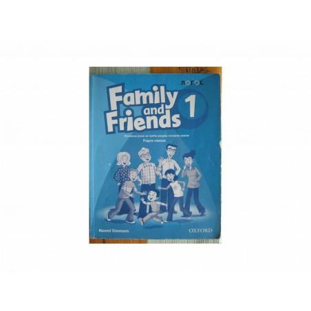 Family and Friends 1 - radna sveska za 3. razred