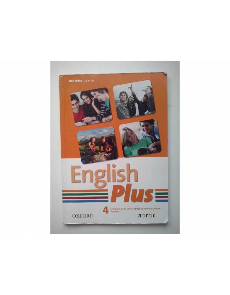 English Plus 4 - udzbenik za 8 razred