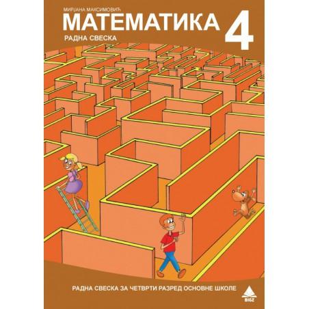 Matematika 4, radna sveska
