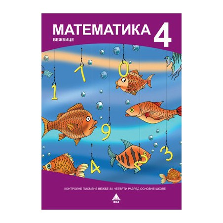 Matematika 4, vežbice