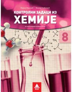 Hemija 8, kontrolni zadaci